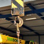 muuranker spouwanker Van Schie Karwei veilig werken ladder steiger