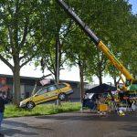 Karwei Van Schie spouwanker muuranker veilig werken ladder steiger